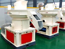 Sunflower Seed Shell Pellet Mill