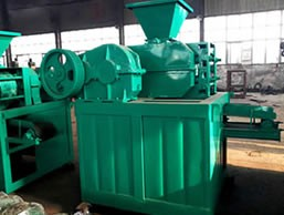 Manganese Ore Powder Briquette Machine